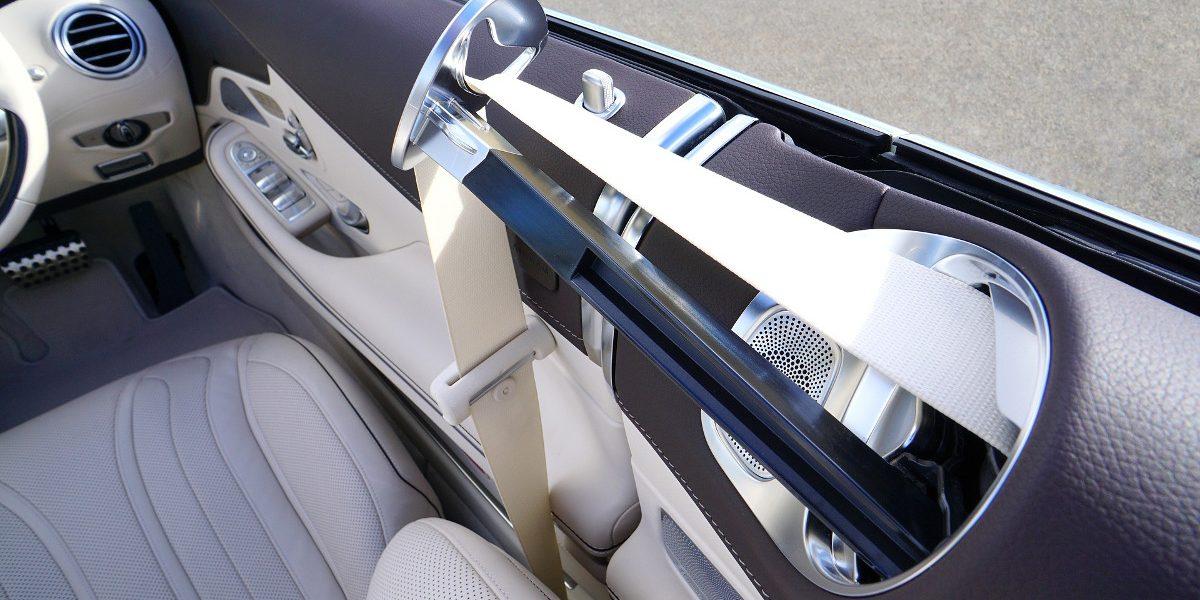 CINTURE DI SICUREZZA: cosa accade quando il trasportato non utilizza la cintura di sicurezza.